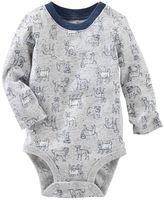 Carter's Baby Boy Dog Bodysuit