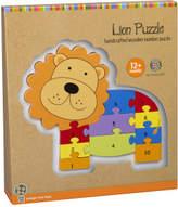 Orange Tree Toys Lion Number Puzzle
