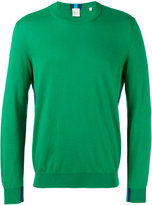 Paul Smith side stripe jumper - men - Cotton - S