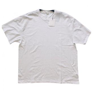 Sandro Spring Summer 2019 White Cotton T-shirts
