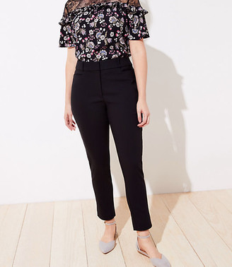 LOFT Tall High Waist Skinny Ankle Pants in Curvy Fit