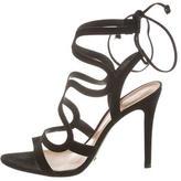 Schutz Suede Lacie Sandals