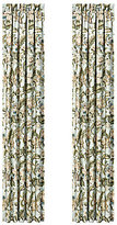 Piper & Wright Adeline Floral Jacobean Jacquard Window Treatments