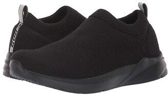 BOBS from SKECHERS Bobs Aria (Black) Women's Slip on Shoes