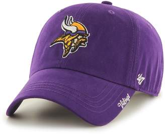 '47 Women's NFL Minnesota Vikings Miata Clean Up Hat