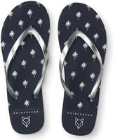 Prince & Fox Palm Tree Flip Flop