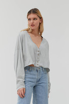 Out From Under Corey Dolman Cropped Cardigan