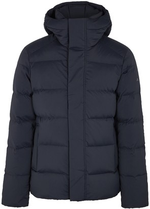 J. Lindeberg Barrell quilted shell jacket