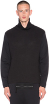 Blood Brother Warfare Knit Sweater