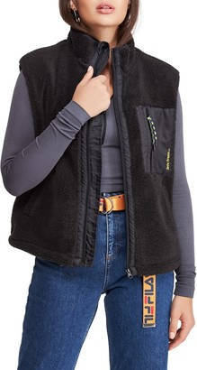Urban Outfitters Bdg Fleece Vest