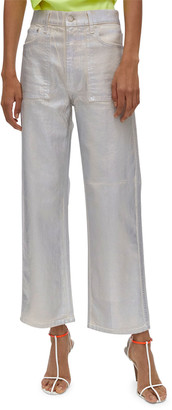 Helmut Lang Factory Coated Jeans