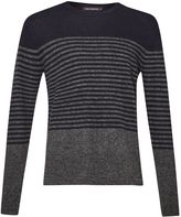 French Connection Men's Turner Stripe Knit Sweater