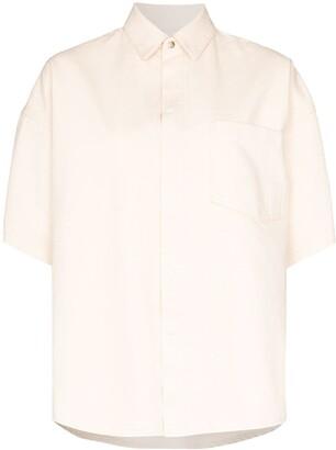 Jil Sander Oversized Collared Shirt
