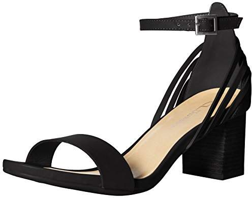 3e00be3997 Chinese Laundry Black Ankle Strap Women's Sandals - ShopStyle
