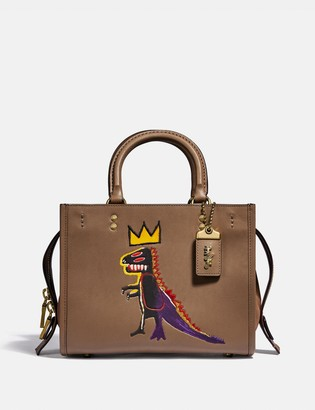 Coach X Jean-Michel Basquiat Rogue 25