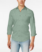 INC International Concepts Men's Claudius Long-Sleeve Shirt, Only at Macy's