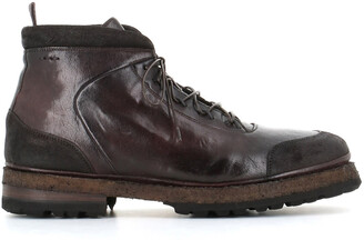 Alexander Hotto Lace-up Boot 60062
