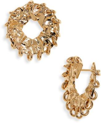 Chloé Anouck Hoop Earrings