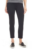 Jag Jeans Women's Amelia Pull-On Slim Stretch Twill Ankle Pants
