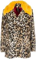 Paul Smith Leopard Print Coat