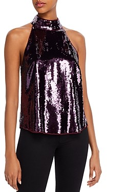 Joie Lei Lei Sequined Top - 100% Exclusive