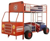 Homelegance Fire Chief Bunk Bed