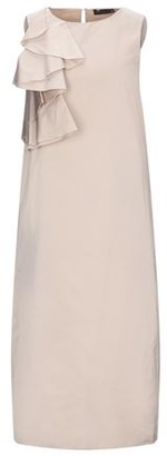 Fabiana Filippi Knee-length dress
