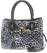 Mellow World Michaela Lock Satchel