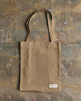 Uskees - The 4002 Small Organic Tote Bag - Khaki