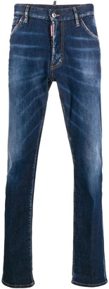 DSQUARED2 Cool Guy straight-leg jeans