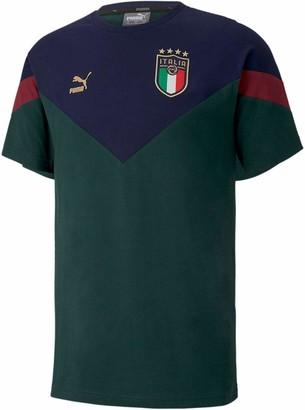 Puma Men's FIGC Iconic MCS Tee