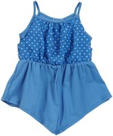 LAmade Kids Adora Dress (Toddler/Kid) - Breezy Blue-6x