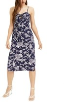 Speechless Juniors' Floral-Print Midi Dress
