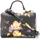 Dolce & Gabbana floral shoulder bag - kids - Leather - One Size