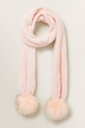 Seed Heritage Fluffy Knit Scarf