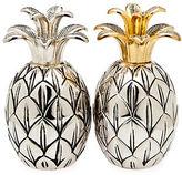 Godinger Pineapple Salt and Pepper Set