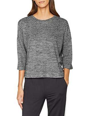Only Women's Onlbilla 3/4 Top JRS Long Sleeve Top,10 (Manufacturer Size: Small)
