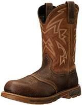 "Irish Setter Work Men's Marshall 11"" Pull On Steel Toe Work boot"