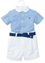 Ralph Lauren Shirt & Short Set