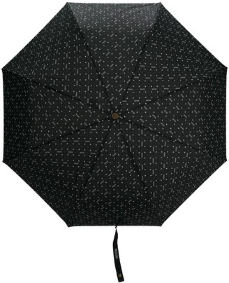 Moschino Floral Print Umbrella