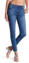 Just USA High Rise Skinny Ankle Jeans (Juniors)