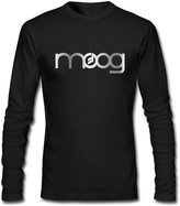 MVWAPOD Men Moog Synth Logo Platinum Style T-shirts
