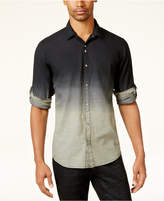 INC International Concepts Men's Dip-Dyed Shirt, Created for Macy's