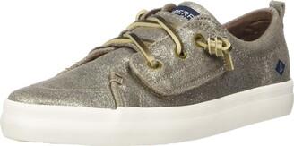 Sperry Baby-Girl's Crest Vibe Jr Sneaker