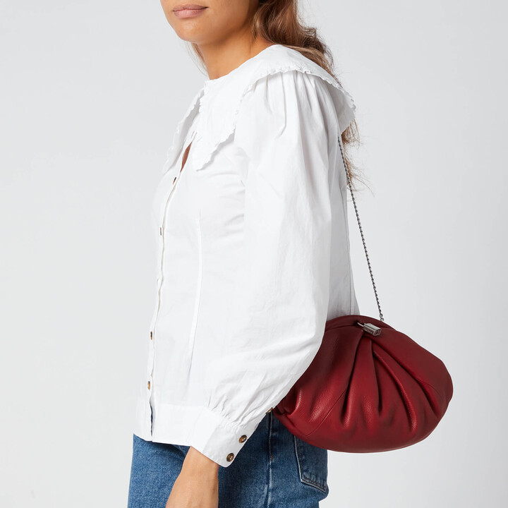 Thumbnail for your product : Nunoo Women's Saki Smooth Clutch