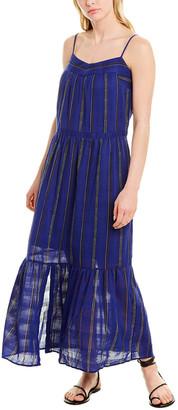 BA&SH Robe Kyo Maxi Dress