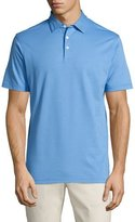 Peter Millar Collection Perfect Pique Polo Shirt, Oltremare