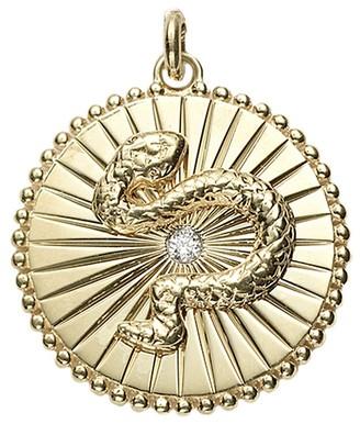 Foundrae Baby Wholeness Medallion Charm