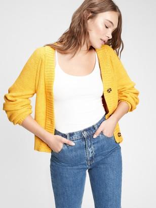 Gap Textured Cardigan