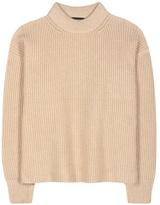 The Row Delia Baby Camel Sweater
